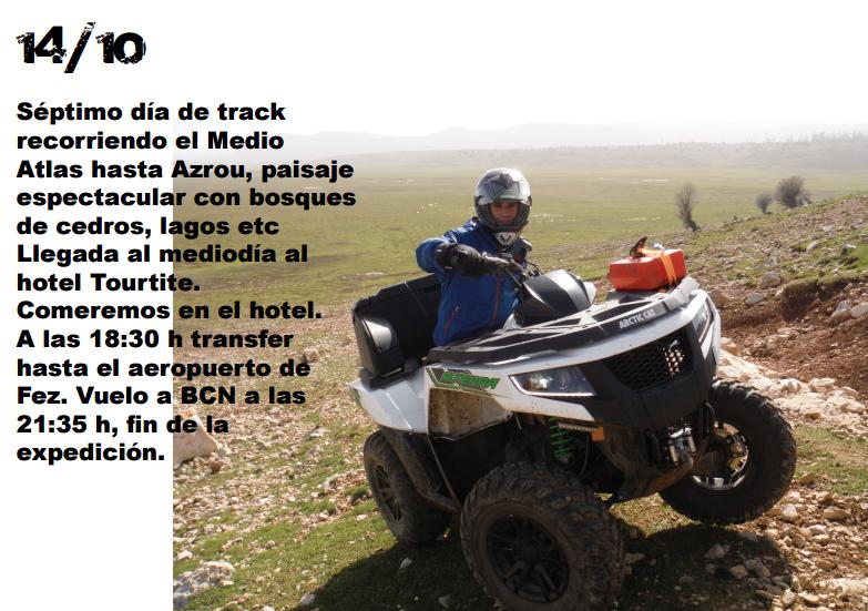 Marruecos en ATV o UTV