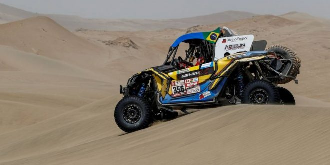 Dakar 2019, triple de inscritos en Side by Side