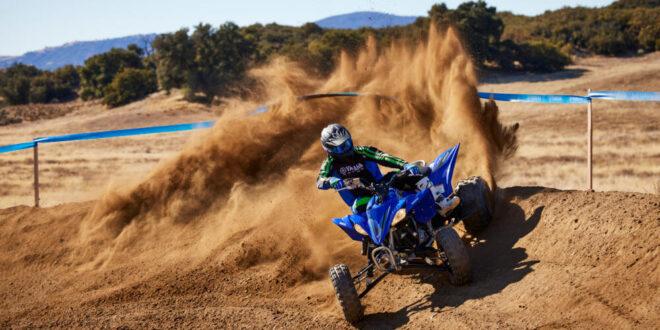 Nuevos Yamaha Sport 2021 YFZ 450 R/SE y Raptor 700 R