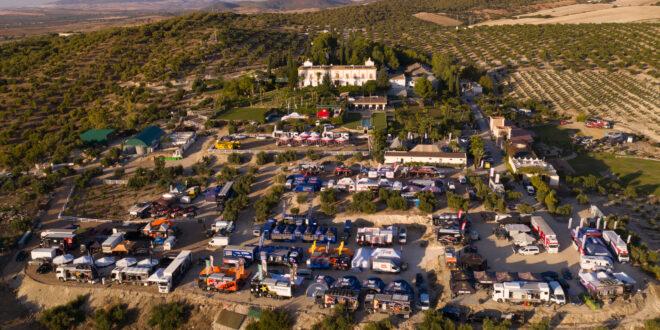 Andalucía Rally 2021 por ASO y ODC