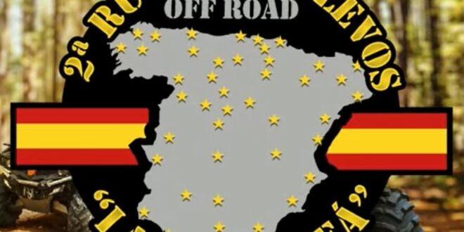 2ª Ruta de Relevos Off Road de España