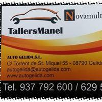 Foto del perfil de Tallers Manel Novamultimarca